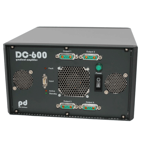 DC-600 Gradient Amplifier