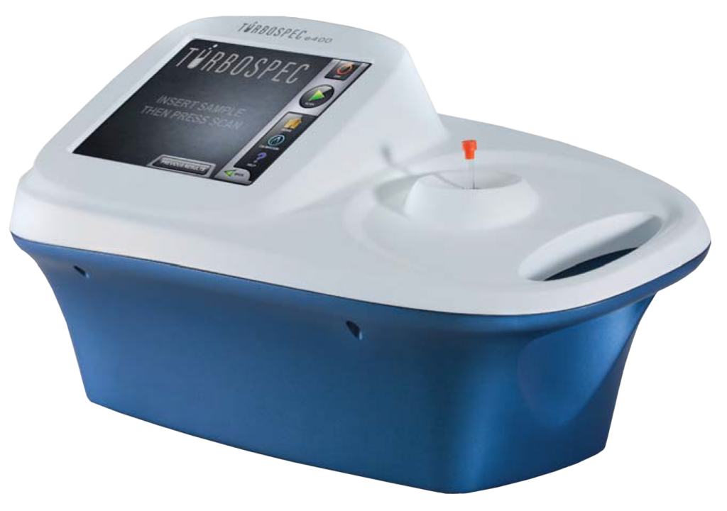 Lightweight and portable sodium analysis using the Turbospec 400