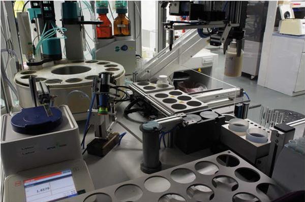 LAIX FatLab Automated Fat Laboratory