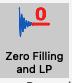 Zero Filling and LP