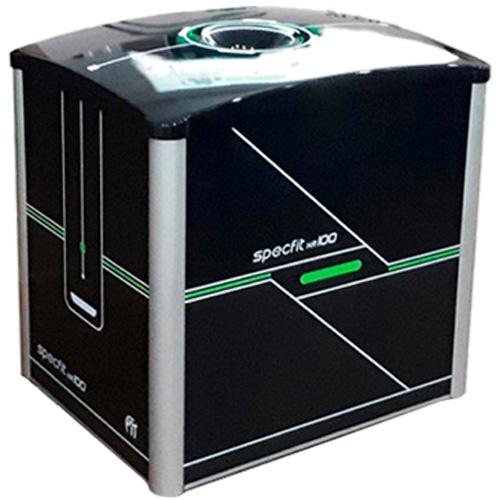 Specfit HR100 large format TD-NMR for samples up to 90 mm diameter